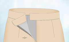 How to build a skirt or a dress